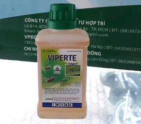 Thuốc diệt muỗi VIERTE (Hiệu quả cao, chất lượng tốt)