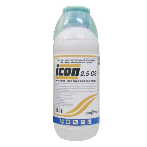 THUỐC PHUN MUỖI ICON 2.5 CS