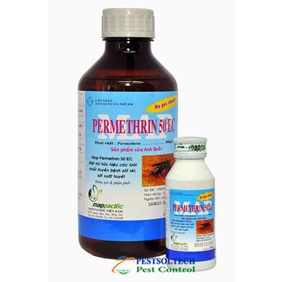 Thuốc muỗi  Anh Quốc Permethrin 50 EC